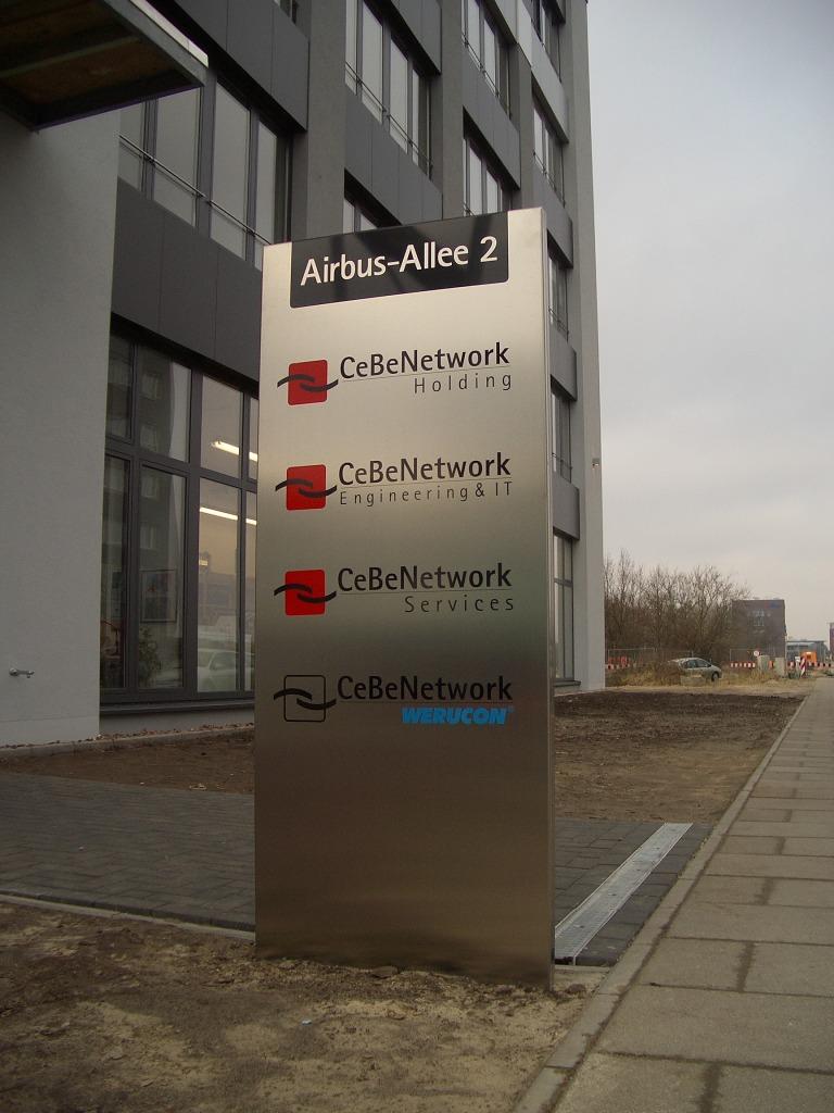 CeBeNetwork stele 1